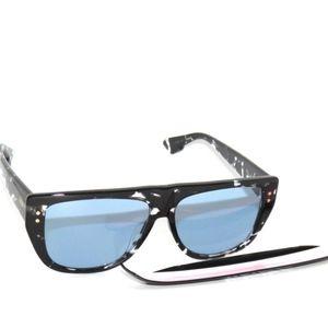 3dee48d58a Dior Accessories - Dior Club 2 9WZ KU Black Havana Blue Sunglasses